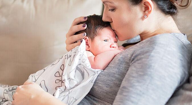 Características do parto por cesariana