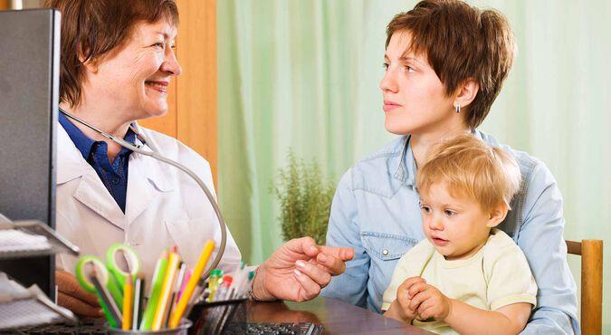 Perguntas ao pediatra