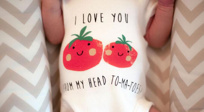 Comprar roupas de bebê