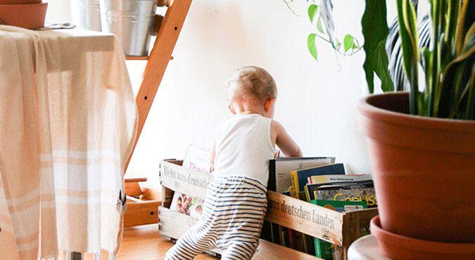 Benefícios da leitura em uma idade jovem