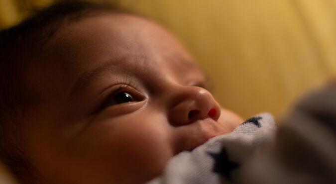 Seu bebê e seu sistema sensorial