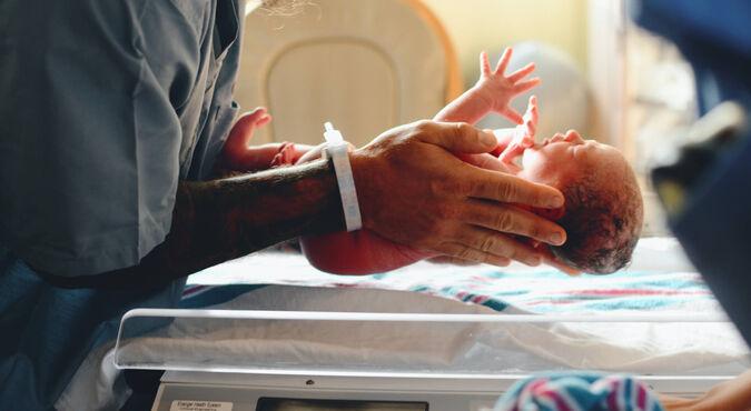 Como saber se meu bebê está em posição de nascer