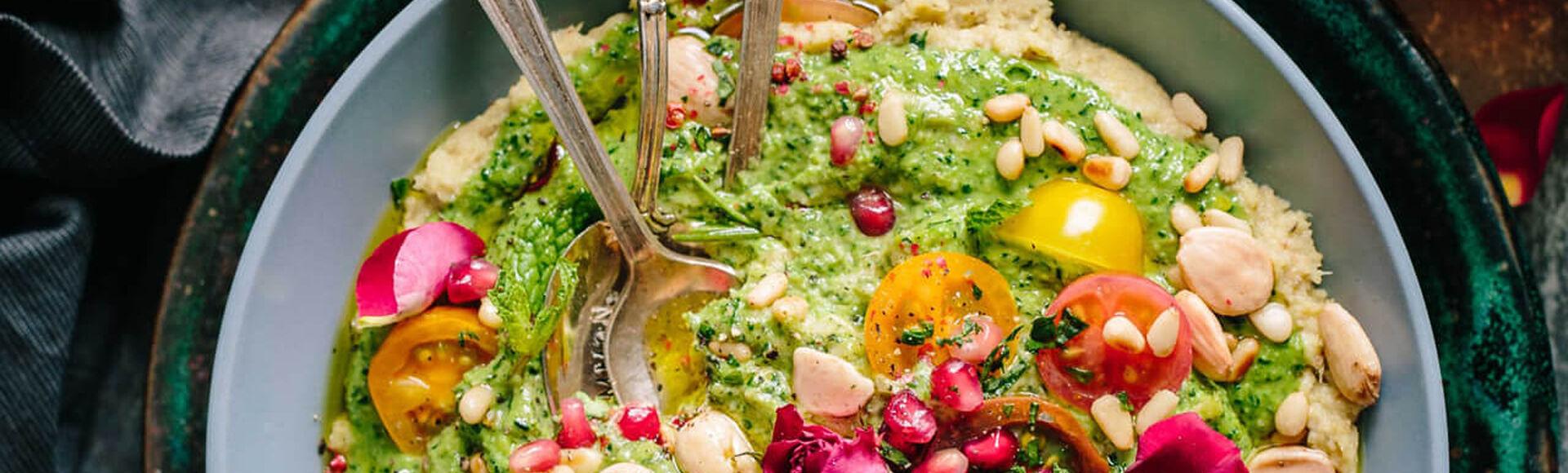 Dieta para grávidas vegetarianas