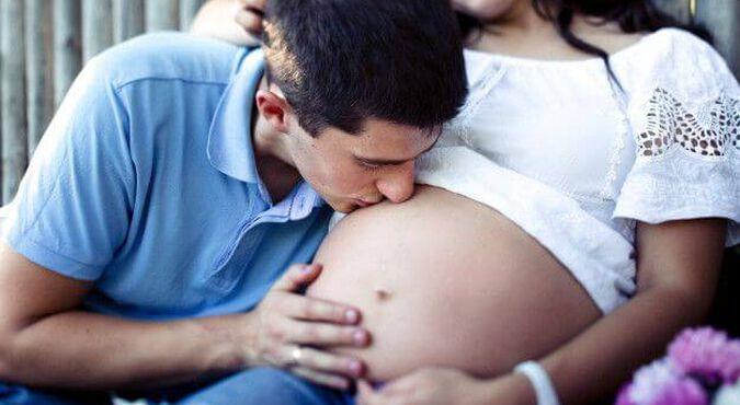Na 31ª semana de gravidez os sentidos do seu bebê se desenvolvem