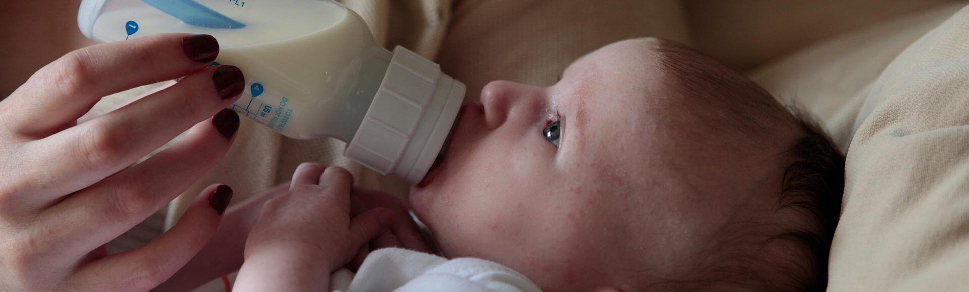 Diferenças entre leite materno e fórmula