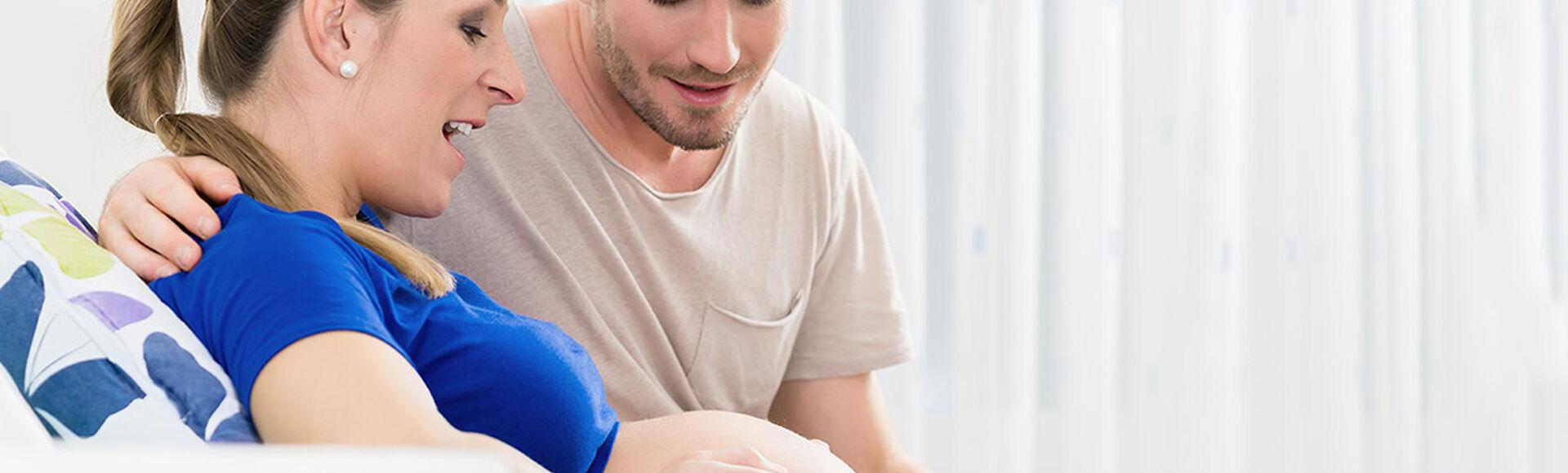 Sintomas horas antes do parto