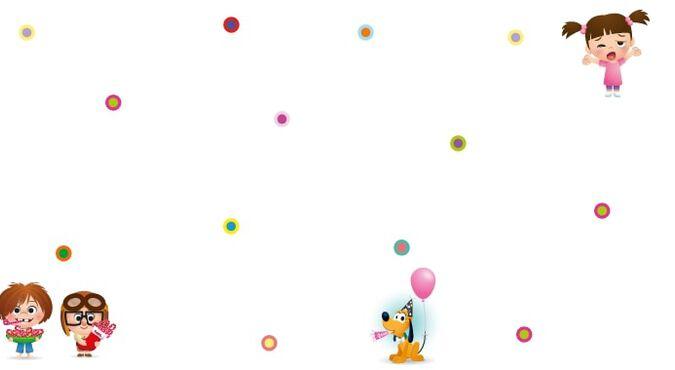 Boo, Dalmata e Pluto