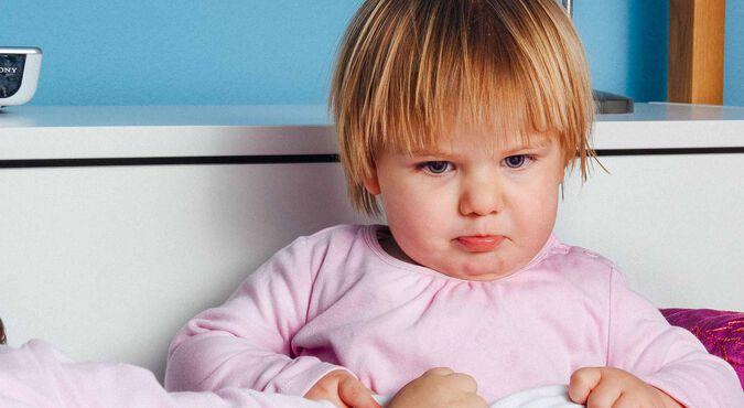 Comportamentos agressivos ou violentos em bebês