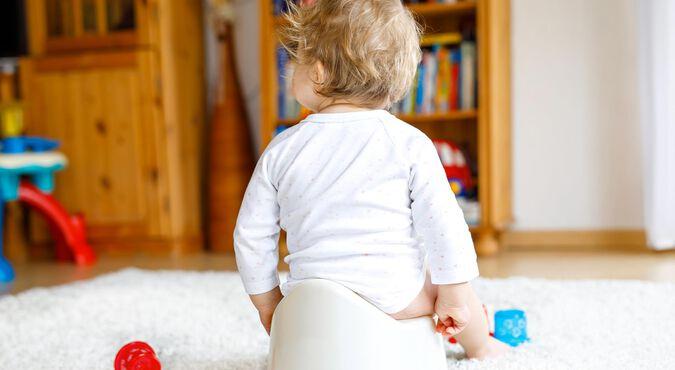Constipação em bebês e crianças