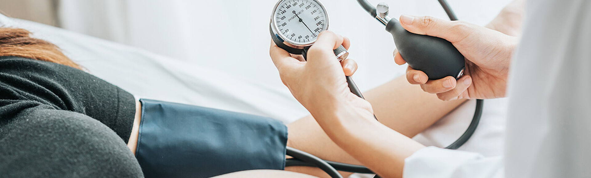 Pressão arterial na Grávidez