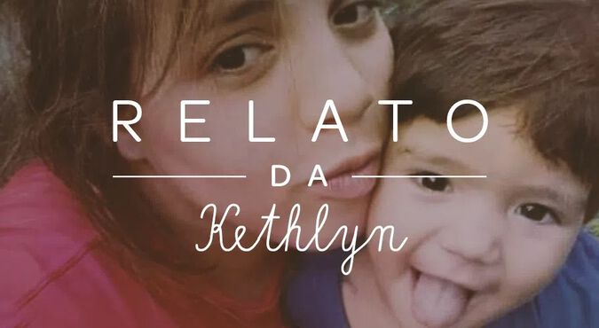 Kethlyn Cardoso e Kauan