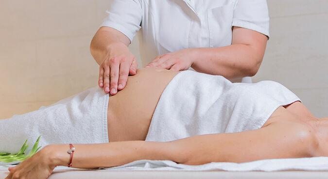 Contra-indicações em massagens para Grávidas