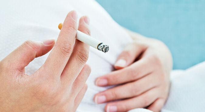 Que danos causa o cigarro no organismo