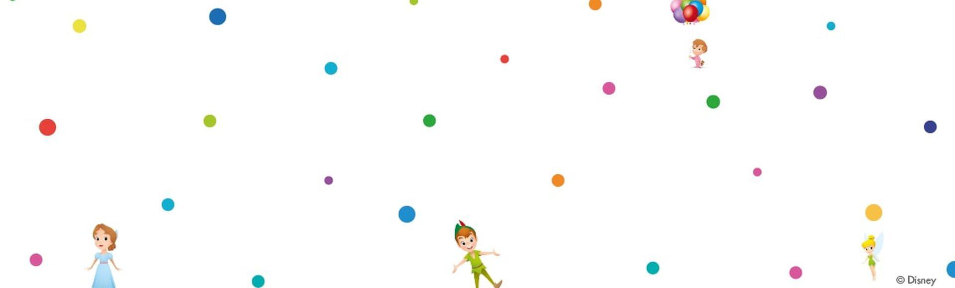 Tinker Bell e Peter Pan
