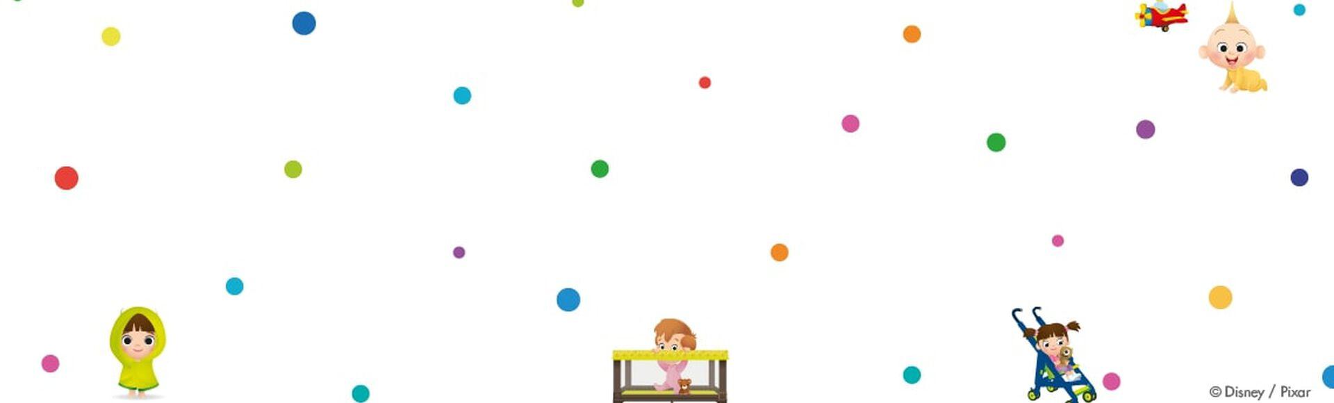 O micromundo do bebê