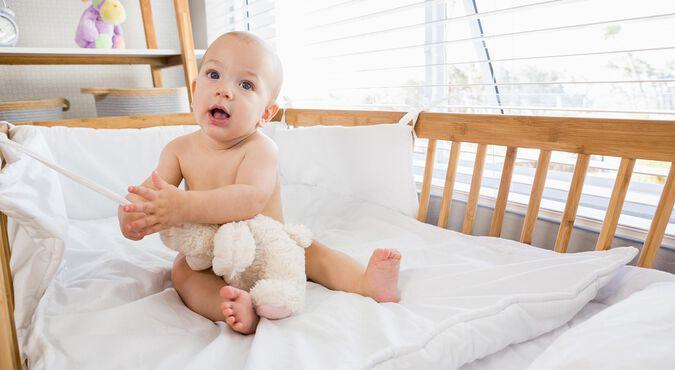Dicas para bebês deixarem o berço