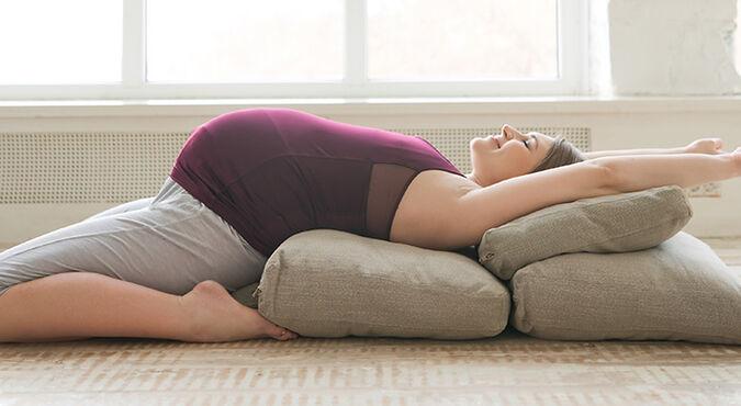 Yoga gravidez posturas proibidas