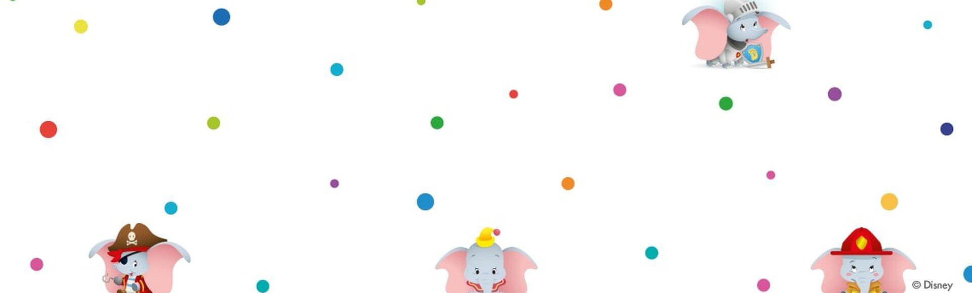 Dumbo e a sra Jumbo