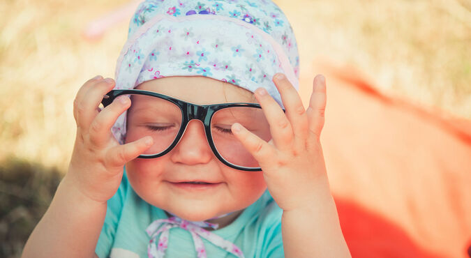 Quando levar as crianças ao oftalmologista