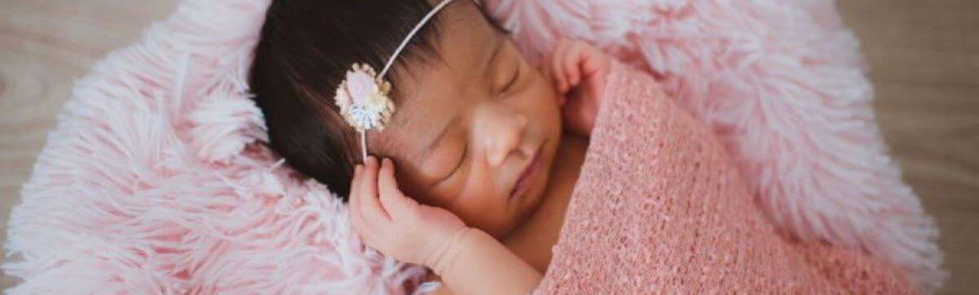 Os bebês se movem muito durante o sono