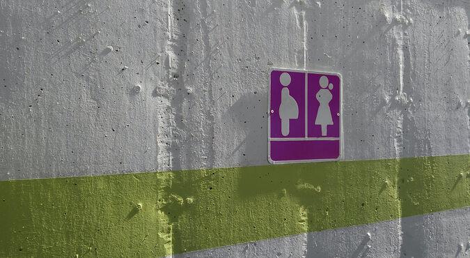 Desejo forte de urinar durante a gravidez