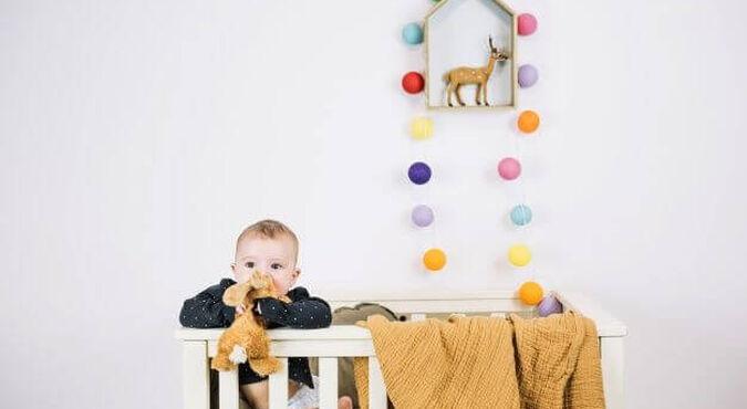 Coisas indispensáveis para o quarto do bebê