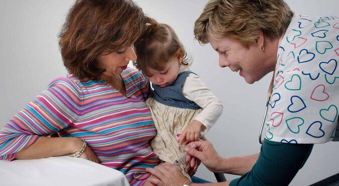 Que vacinas devo dar ao meu bebê