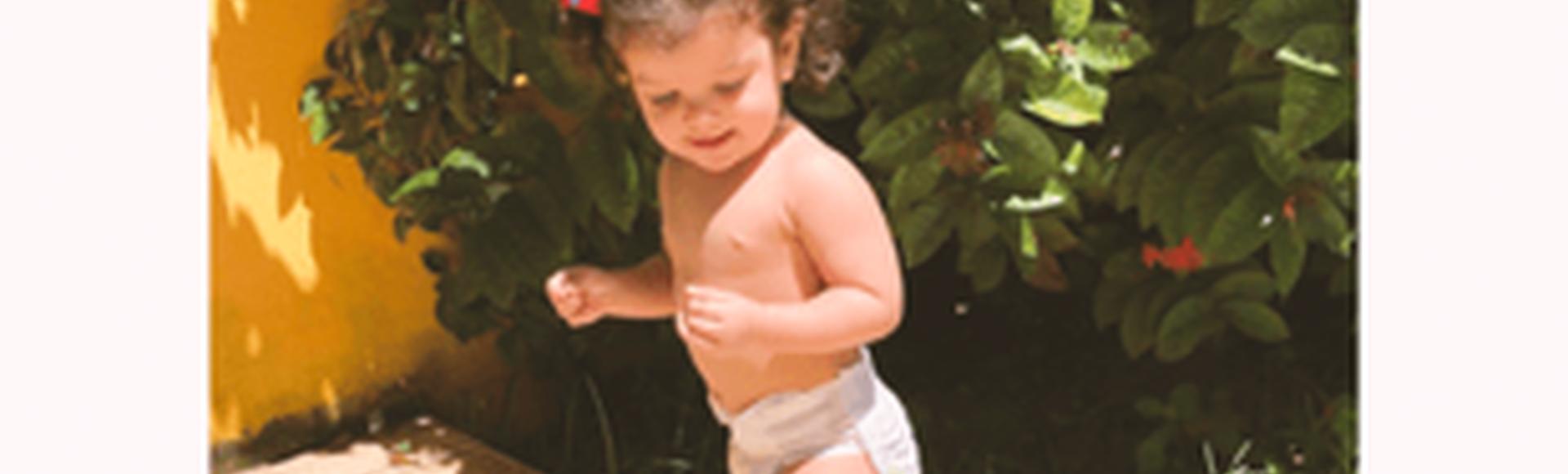 bebê da Larissa Almeida