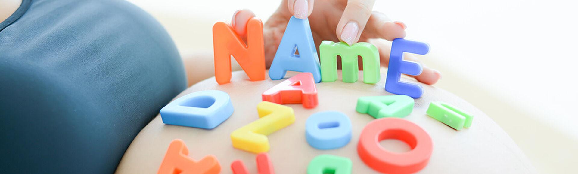 Como escolher o nome do meu bebê de acordo com o sobrenome?