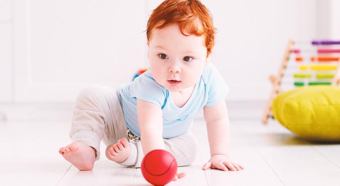 5 brincadeiras para estimular bebes