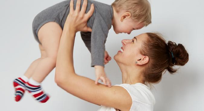 Desenvolvimento do bebê 13 aos 18 meses