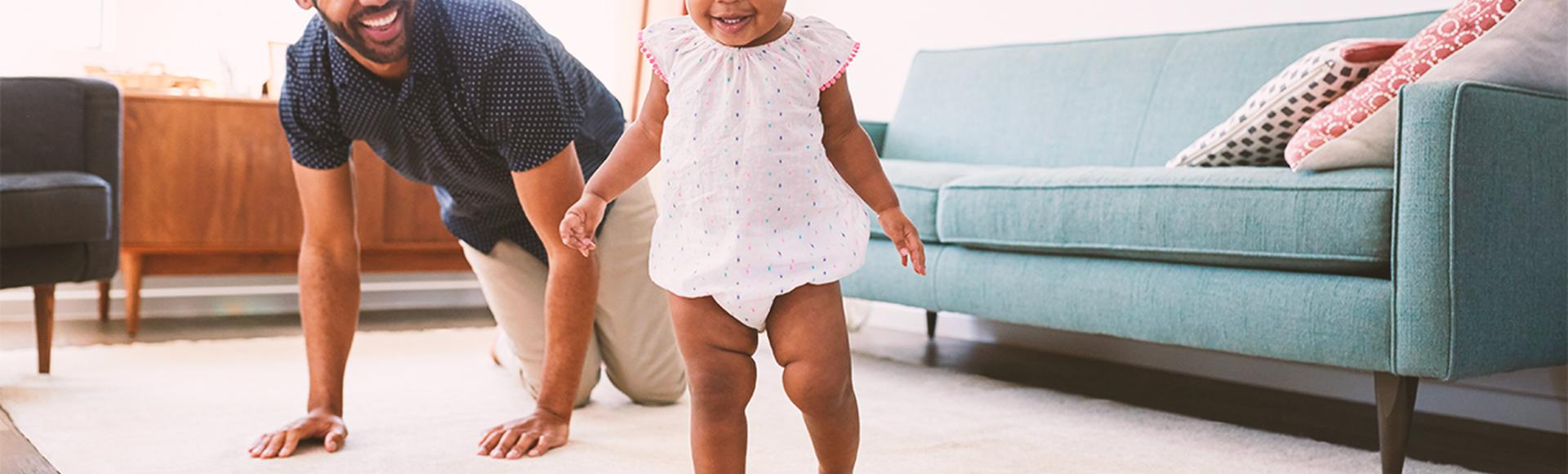 Saiba como deixar a casa segura para os bebês
