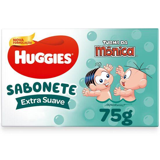 SABONETE EM BARRA EXTRA SUAVE - 75GR