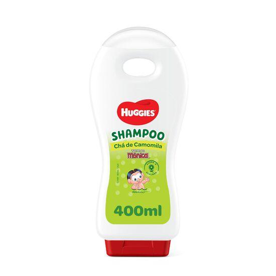 SHAMPOO CAMOMILA - 400ML