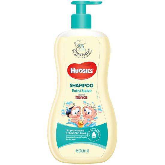 SHAMPOO EXTRA SUAVE - 600ML
