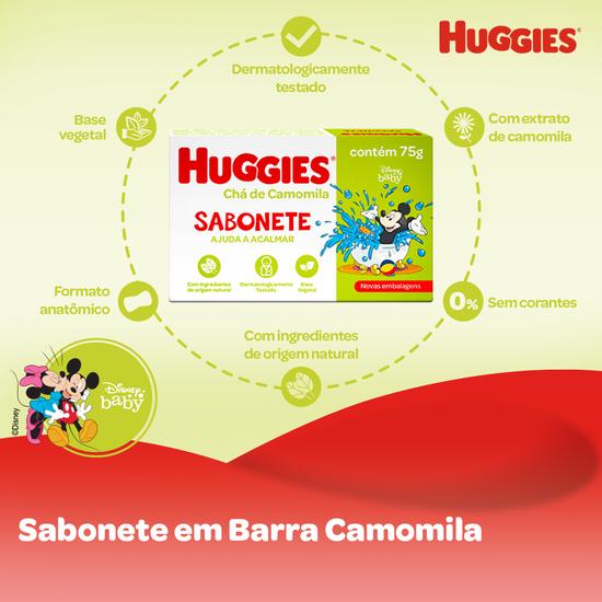SABONETE EM BARRA CAMOMILA - 75GR