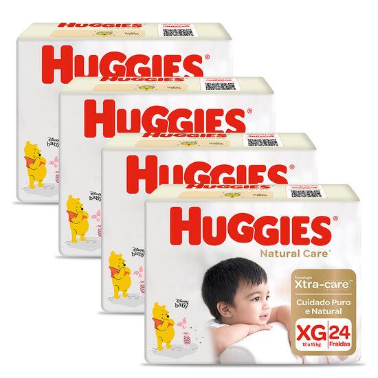 Kit Natural Care XG - 4 unidades