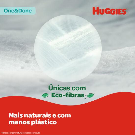 LENÇO UMEDECIDO ONE&DONE 48 UNIDADES