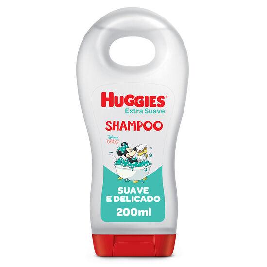 SHAMPOO EXTRA SUAVE - 200ML