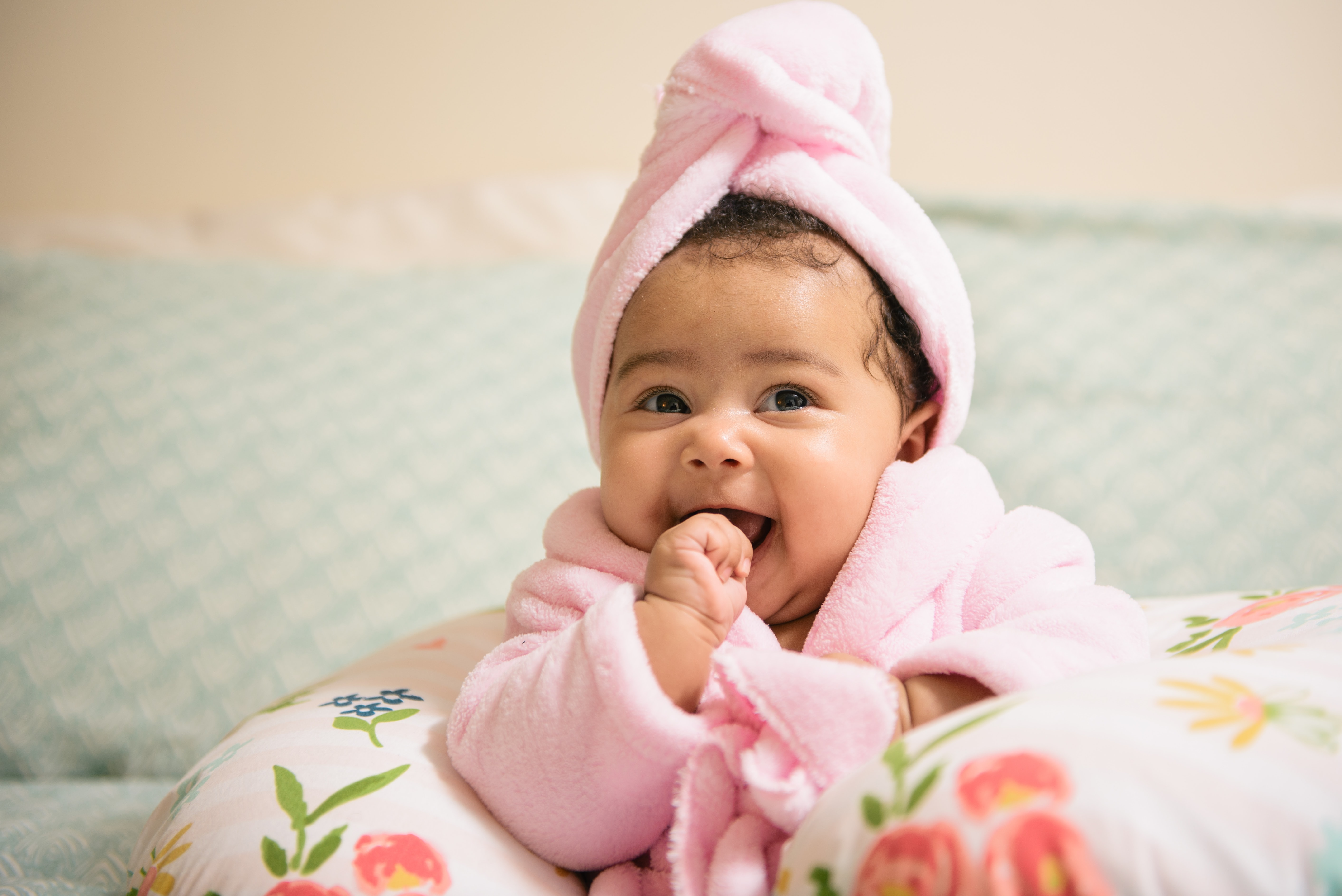 A Comunicação e a fala do bebê