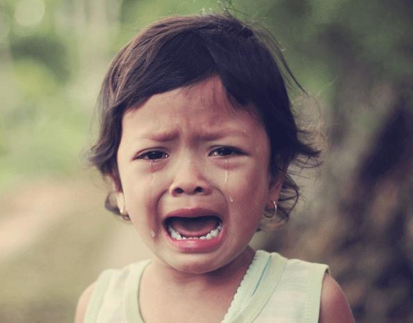 Ensine seu bebê a expressar melhor suas emoções