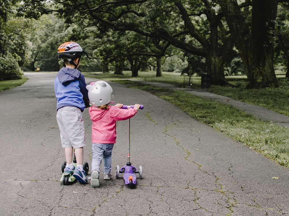 Condustas negativas en los niños