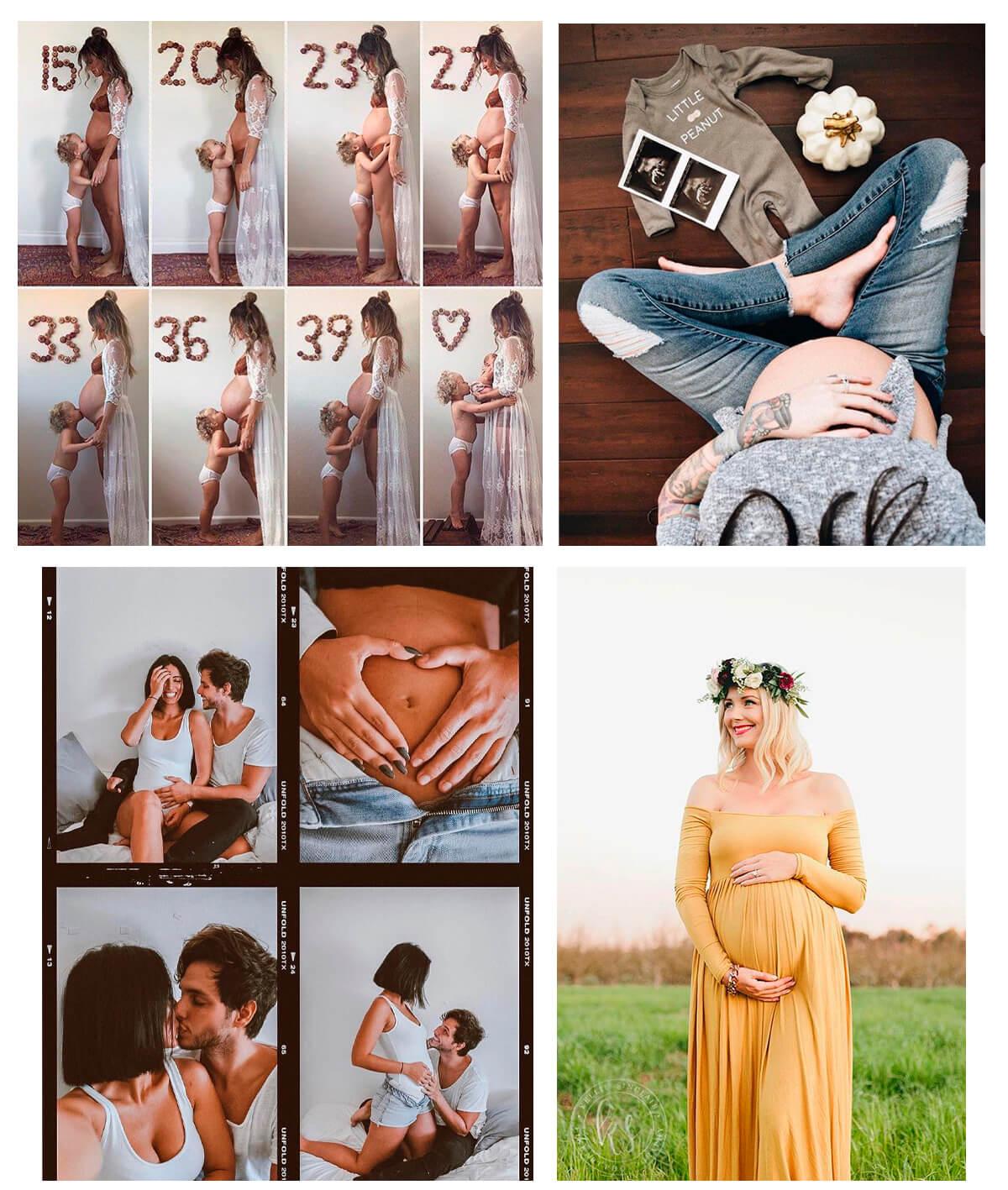 Inspire-se com essas fotos para fazer a sua sessão