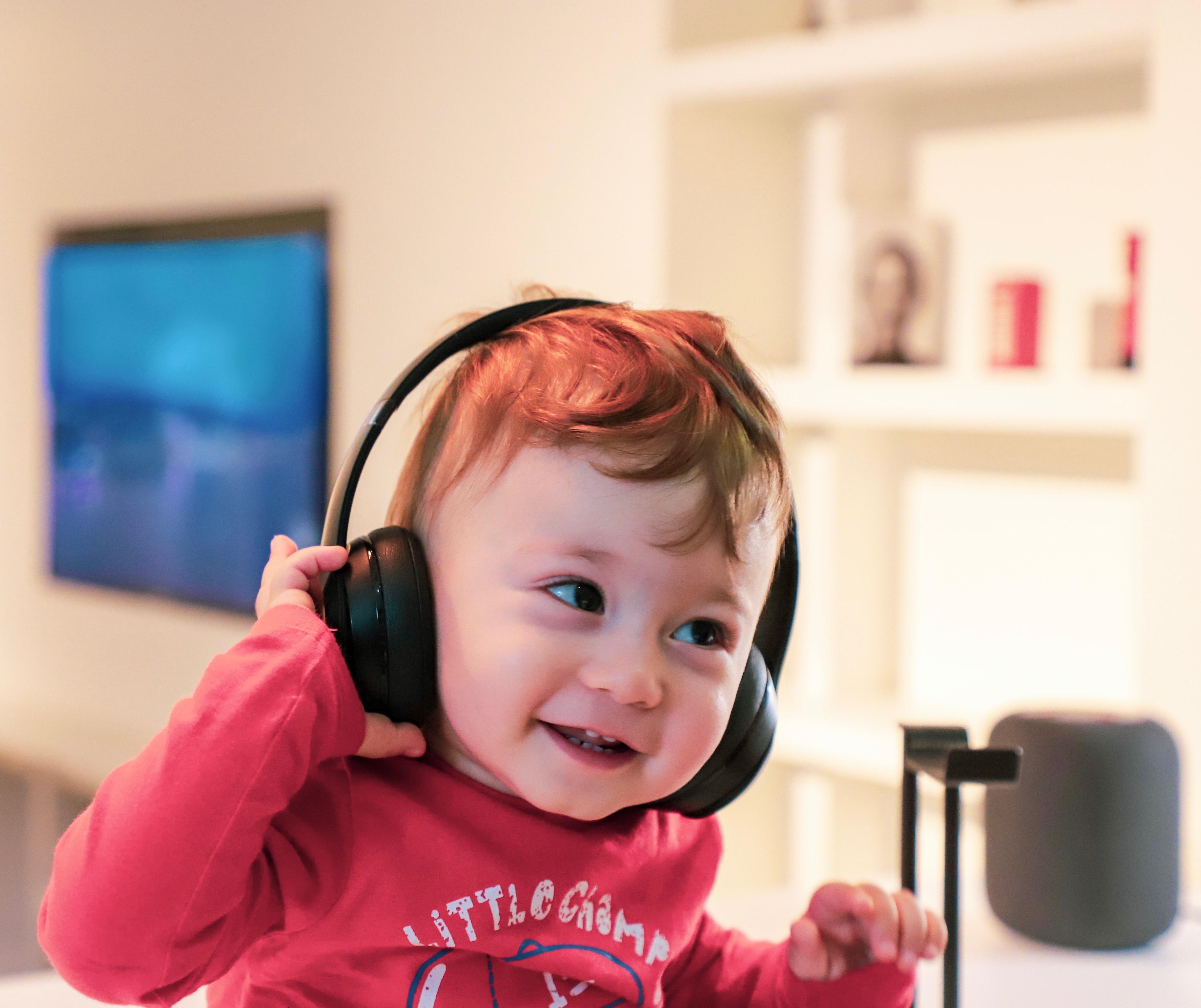 Que tipo de música colocar para meu bebê ouvir
