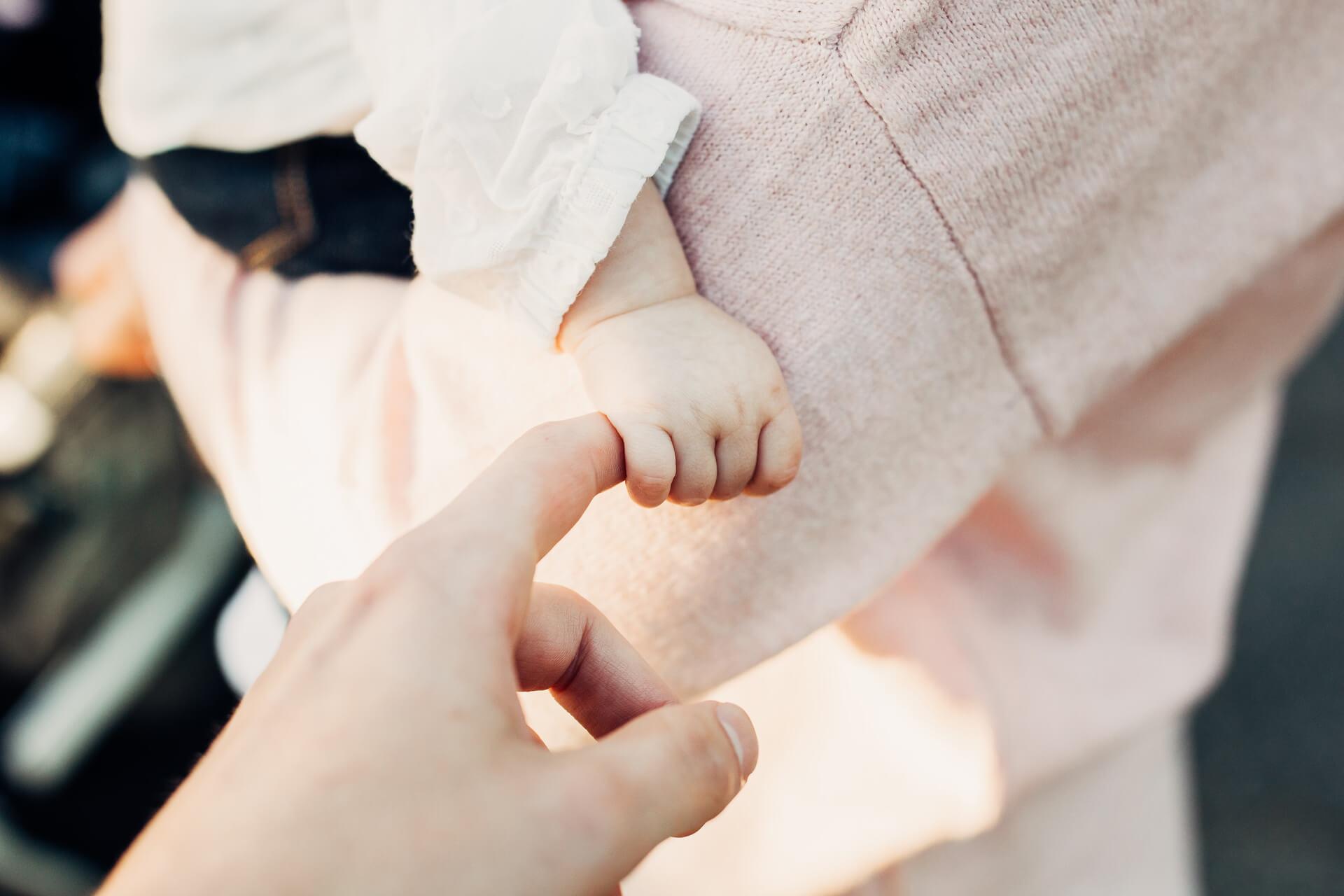 Reflexos do bebê