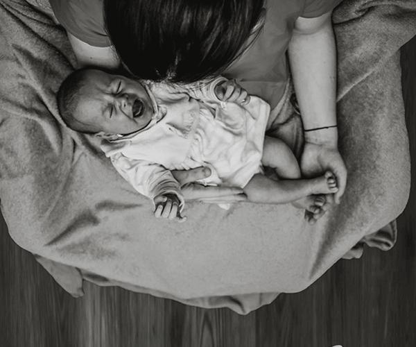 Reconhecendo o choro do meu bebê
